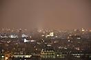 Вид на ночной Париж с Сакре Кер_1
